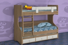 חדרי ילדים 1