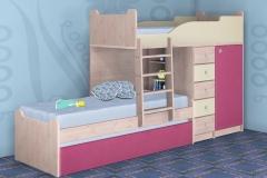 חדרי ילדים 9